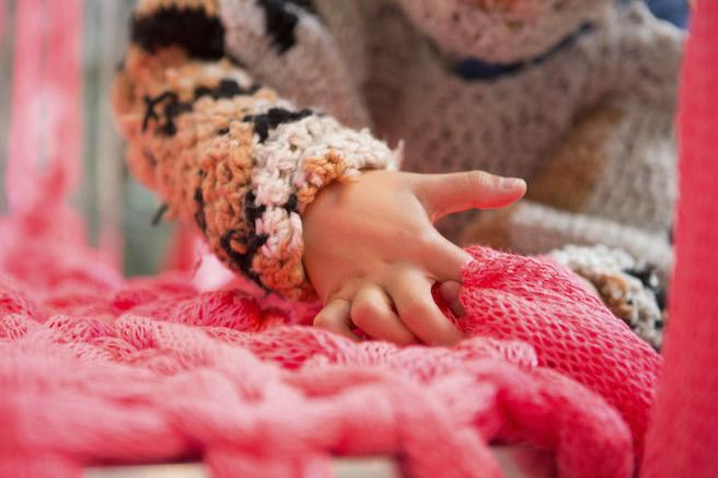 Knit Invaders in Marunouchi_15